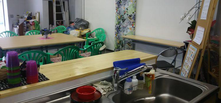 みんなの台所設置寄付へのお礼とご報告