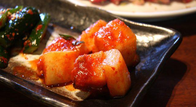 韓国料理をつくって食べよう(1/28)参加者募集