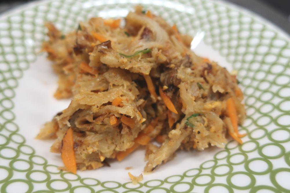 スリランカ料理 コットゥ